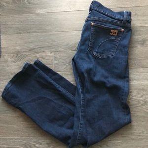 "Joe's Jeans LA ""Socialite"" dark wash Romi"